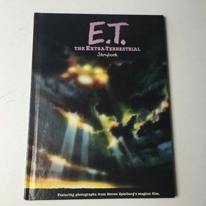 E.T. The Extra-Terrestrial Storybook 1982